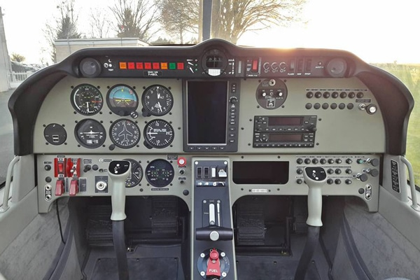 avion-DR401-interrieur